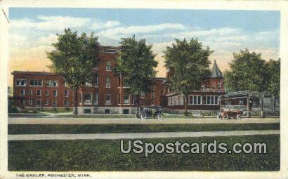 The Kahler - Rochester, Minnesota MN Postcard