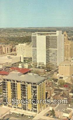Mayo Clinic, Mayo Building - Rochester, Minnesota MN Postcard