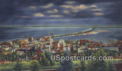 Duluth, Minnesota Postcard      ;          Duluth, MN