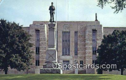 Rice County Courthouse - Faribault, Minnesota MN Postcard