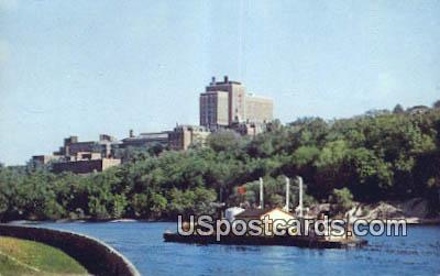 May Memorial University Hospital - Rochester, Minnesota MN Postcard