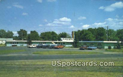 Kleis Motel - St. Cloud, Minnesota MN Postcard