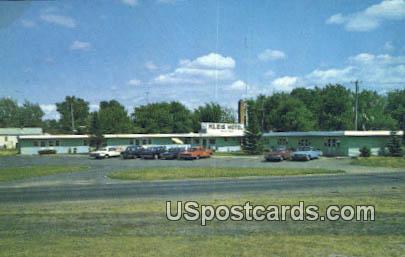 Kleis Motel - St. Cloud, Minnesota MN Postcard