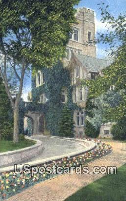 Mayo Foundation House - Rochester, Minnesota MN Postcard