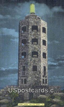 Enger Tower - Duluth, Minnesota MN Postcard