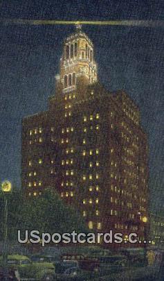 Clinic Building - Rochester, Minnesota MN Postcard