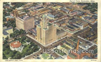 Rochester, Minnesota Postcard      ;          Rochester, MN