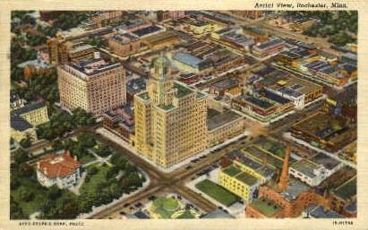 Rochester, Minnesota Postcard