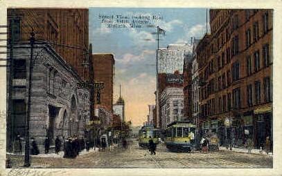 Fifth Avenue  - Duluth, Minnesota MN Postcard