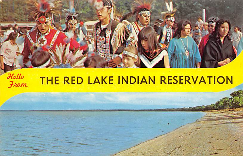 Red Lake Indian Reservation MN