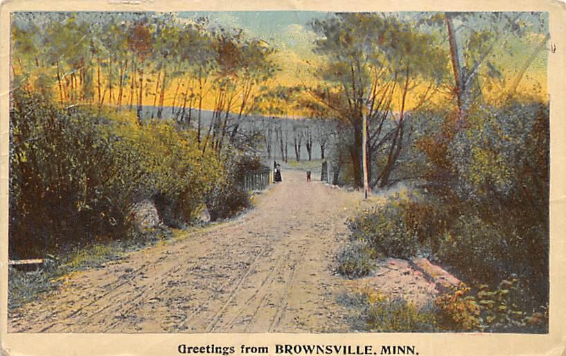 Brownsville MN