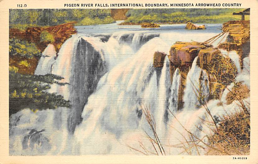 Minnesota Arrowhead Country MN