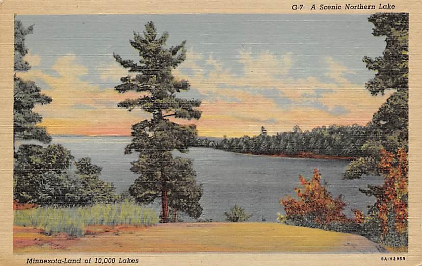 Northern Lake MN