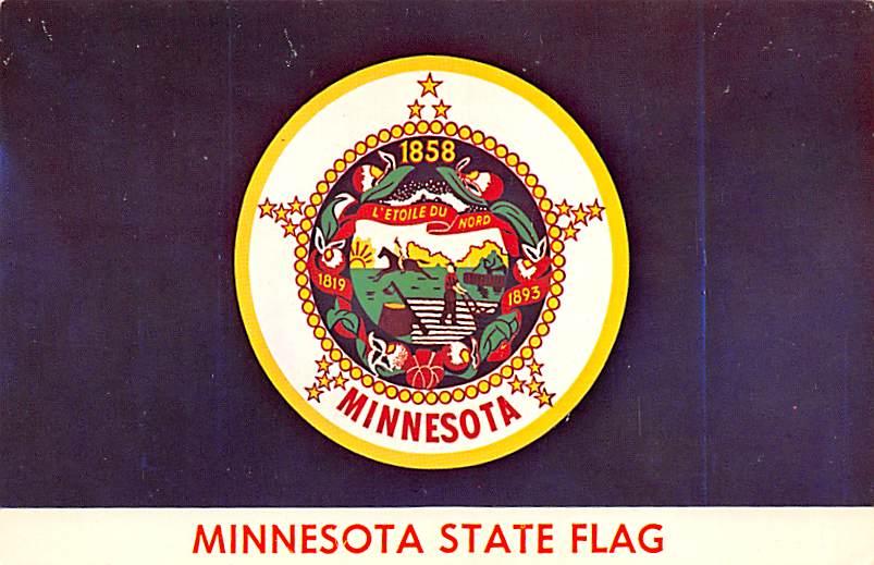 Minnesota State Flag MN