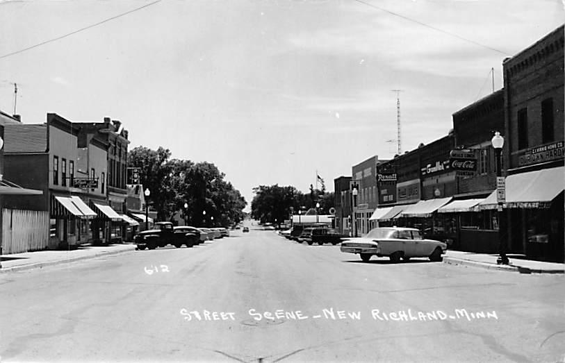 New Richland MN