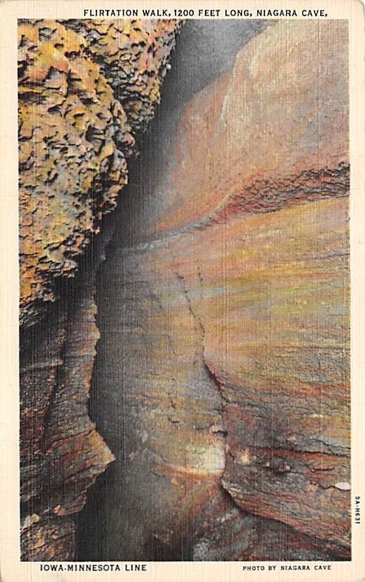 Niagara Cave MN