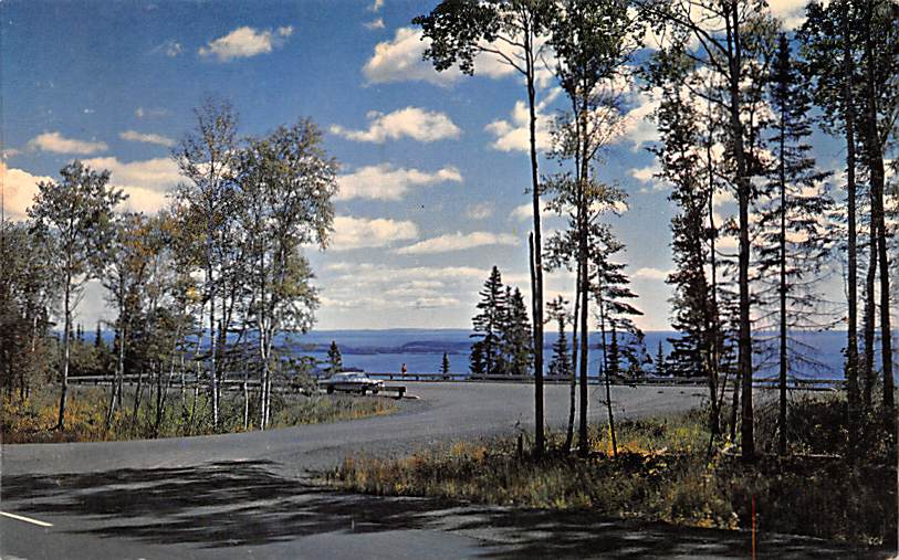 Isle Royale Lookout MN