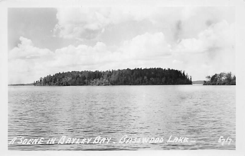 Basswood Lake MN
