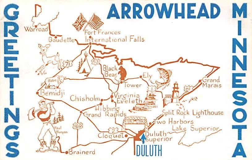 Arrowhead Country MN
