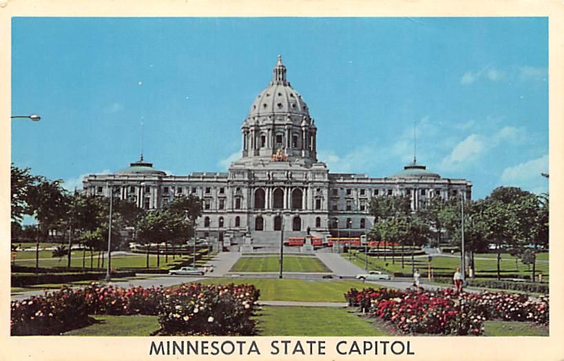 Minnesota State Capitol MN