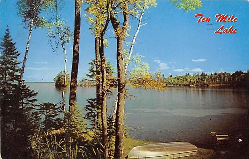 Ten Mile Lake MN