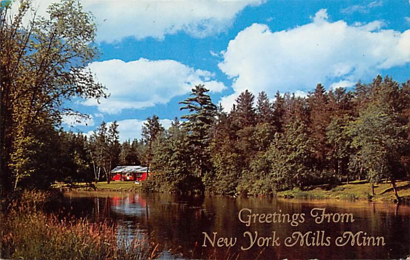 New York Mills MN