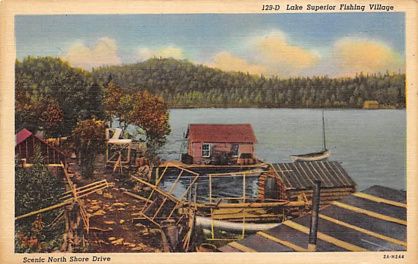 Lake Superior MN