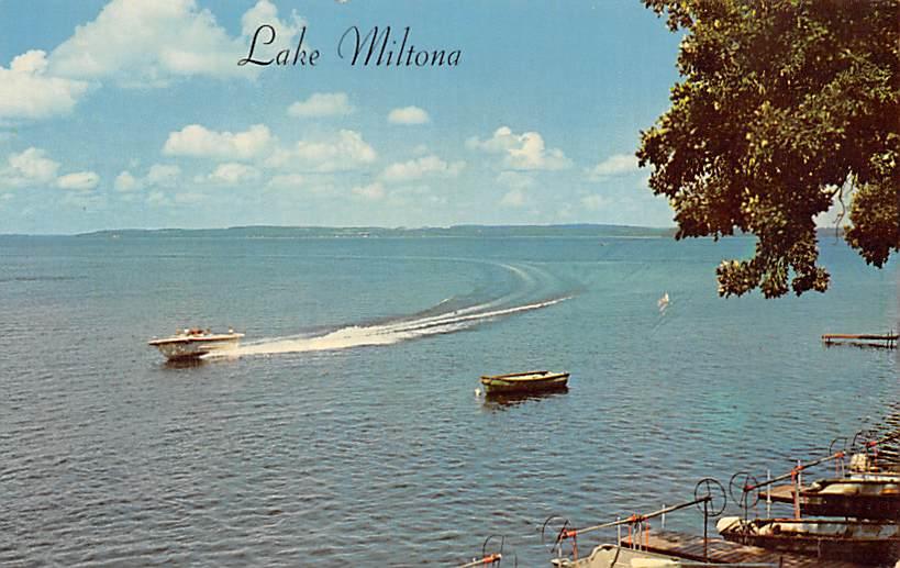 Lake Miltona MN