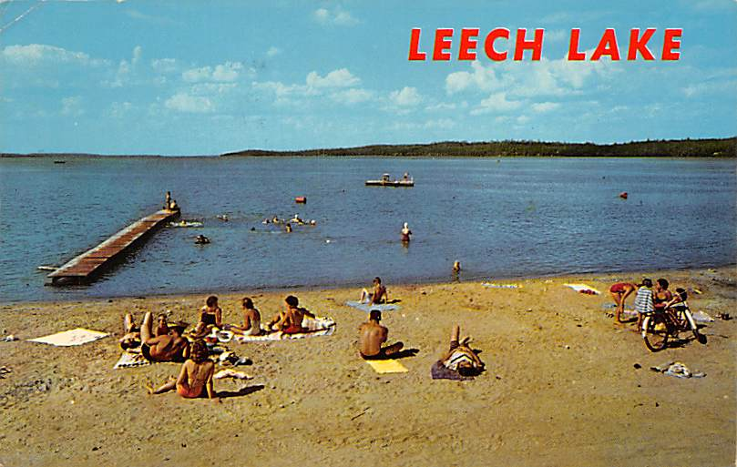 Leech Lake MN