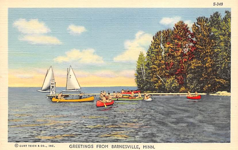 Barnesville MN