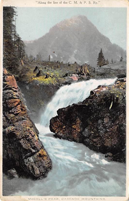 Cascade Mountains MN