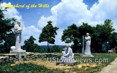 Shepherd of the Hills - Branson, Missouri MO Postcard