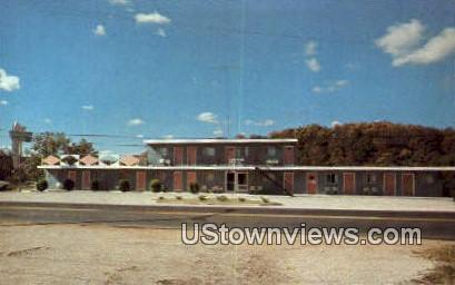 Southern Air Motel - Branson, Missouri MO Postcard