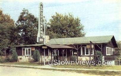Sportsman's Inn - Branson, Missouri MO Postcard