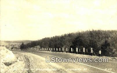 Highway 65 - Branson, Missouri MO Postcard