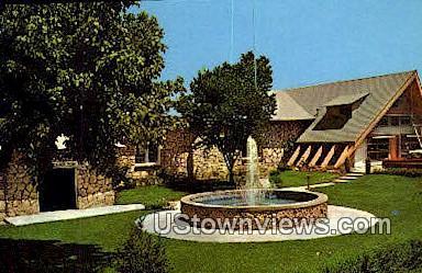 Civic Center - Branson, Missouri MO Postcard