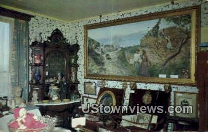 Rose O'Neill Room, memorial Lodge Museum - Branson, Missouri MO Postcard
