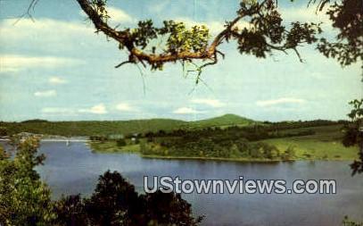 Table Rock Lake - Branson, Missouri MO Postcard