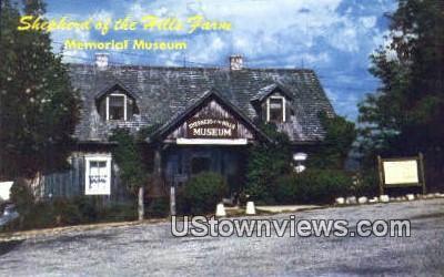 Shepherd of the Hills Farm - Branson, Missouri MO Postcard