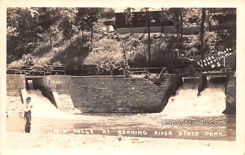 Twin Falls - Branson, Missouri MO Postcard