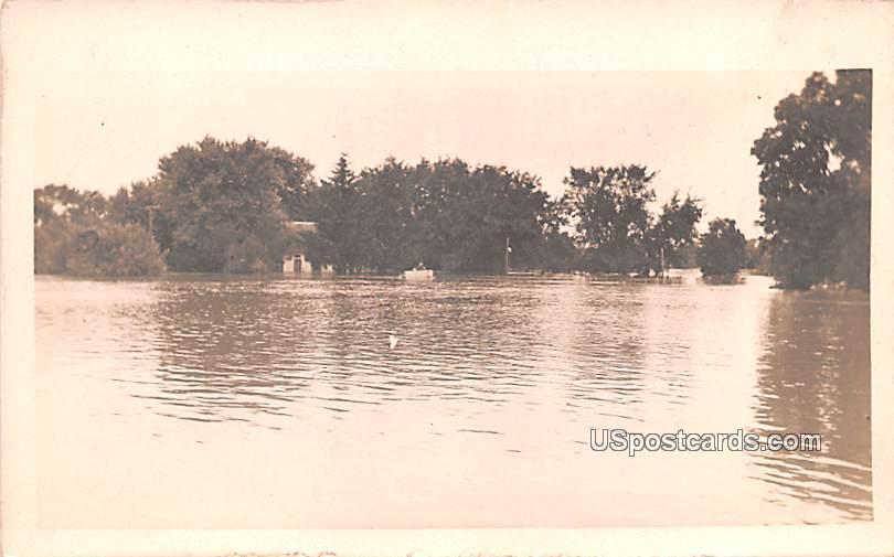 Lake View - Bethany, Missouri MO Postcard