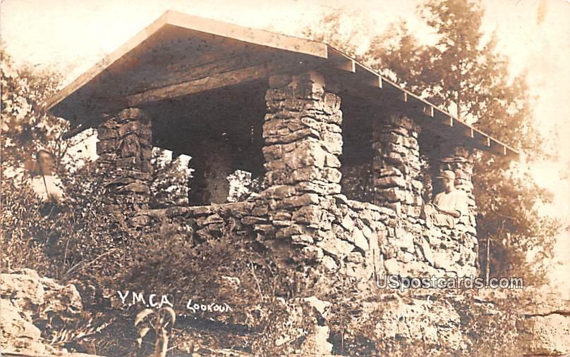 YMCA Lookout - Branson, Missouri MO Postcard
