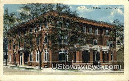 YMCA - Hannibal, Missouri MO Postcard
