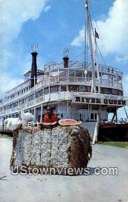 Str. Gordon C. Greene - Hannibal, Missouri MO Postcard