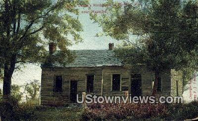 Mark Twain's Birthplace - Hannibal, Missouri MO Postcard