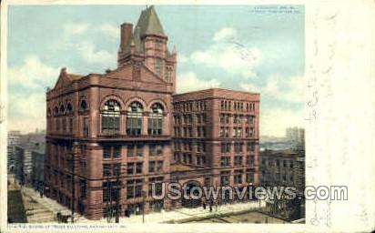 Board of Trade Bldg - Kansas City, Missouri MO Postcard