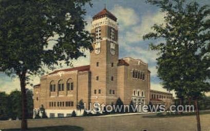 Unity Temple - Kansas City, Missouri MO Postcard