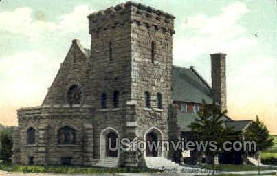 Oakley Methodist Church - Kansas City, Missouri MO Postcard
