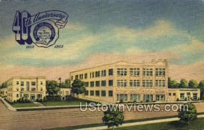 40th Anniversary - Kansas City, Missouri MO Postcard