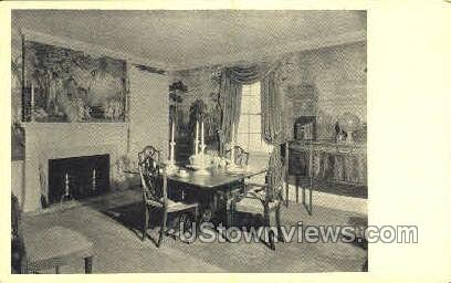 Dining Room, American - Kansas City, Missouri MO Postcard